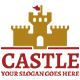 Castle Lock Logo Template