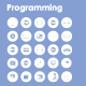 25 Programming icons