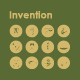 12 Invention icons
