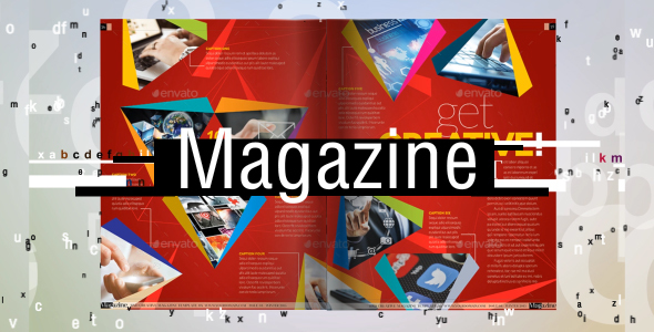 Download Magazine Promo nulled download