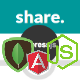 Share.- Node.js File Sharing Platform (MEAN)