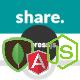 Share.- Node.js File Sharing Platform (MEAN)