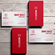Elegant Business Cards Mock-up