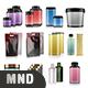 Ultimate Supplements Mockup Pack