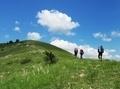Hiking in the Crimea