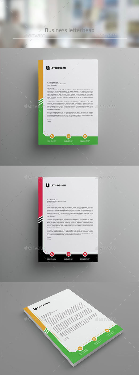 Business Letterhead-20