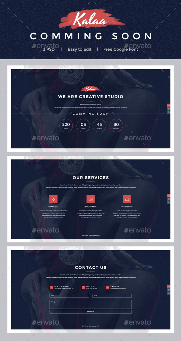 404 page templates from graphicriver pronofoot35fo Gallery