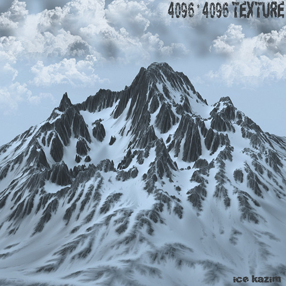 Snow_Mountain 3 - 3DOcean Item for Sale