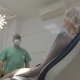 Dentist Chair Move Down With Patient