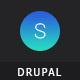 Salamat - Multipurpose Drupal Theme