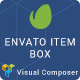 Envato Item Box for Visual Composer