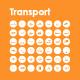 42 Transport icons