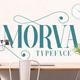 MORVA Typeface
