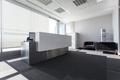 Company reception