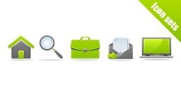 Icon sets.