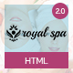 RoyalSpa - Spa and Beauty Responsive HTML5 Template