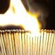 Burning Matches in the Dark