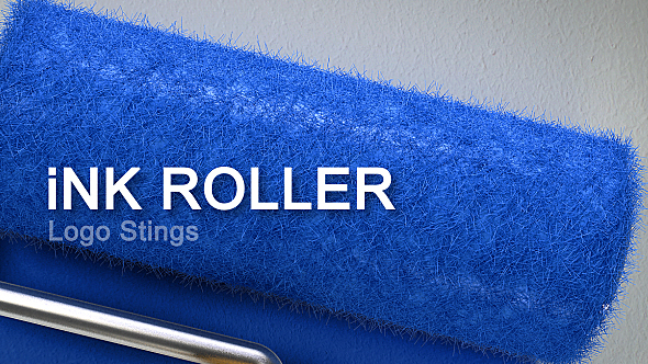 VideoHive Ink Roller 15464491