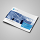 Corporate Business Brochure 16pages A5 horizontal