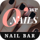 O'Nails - Nail Bar & Beauty Salon WordPress Theme