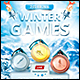 Winter Games Poster/Flyer