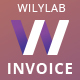 Wilylab Invoice : Recurring & Multiple Company Invoice