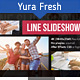 Line Slideshow // Modern After Effects Template