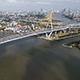 Aerial View of Bangkok and the Chao Phraya River 03