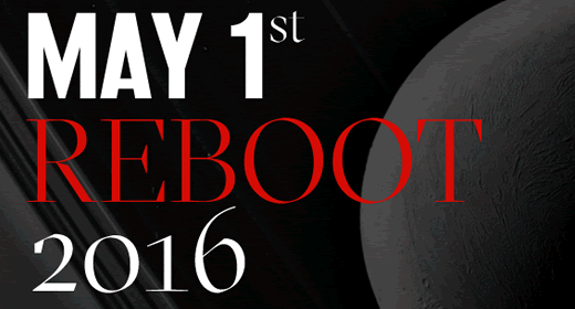 Templates & Themes for the 2016 May the 1st Reboot