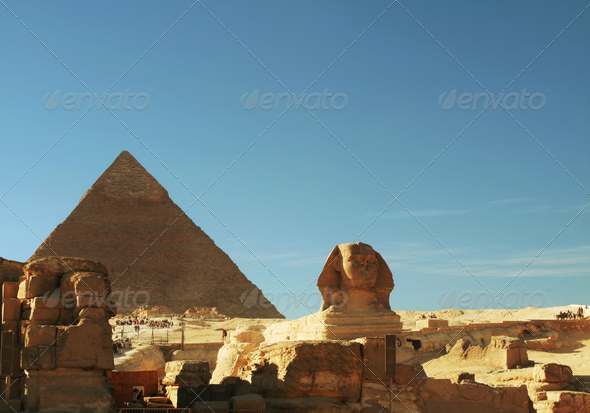 Sphinx - Stock Photo - Images