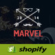 Marvel - Responsive Fashion Shopify Theme
