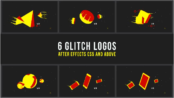 Download Logos Glitch nulled download