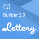 Lettery - HTML Email Template + Builder 2.0
