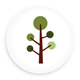Vector tree buttons - GraphicRiver Item for Sale