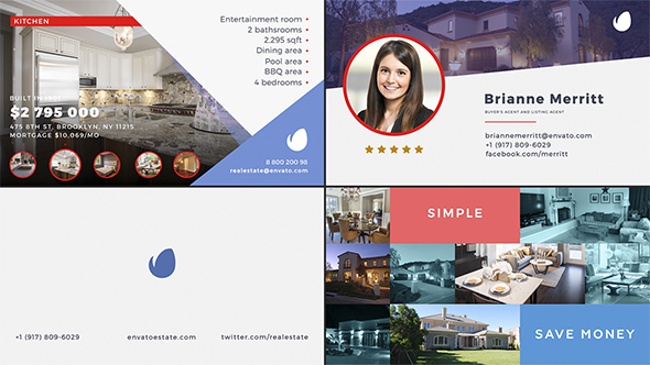 VideoHive Real Estate 15492239