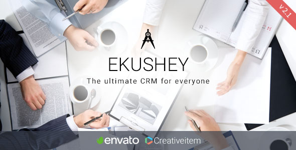 Download Ekushey Project Manager CRM nulled download