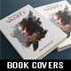 3 in 1 Book Cover Template Bundle 01