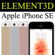 Element3D - iPhone SE