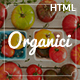 Organici - Organic Store/Bakery eCommerce Template
