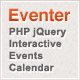 Eventer - PHP jQuery Interactive Events Calendar