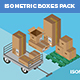 Isometric Boxes Pack