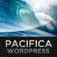 Pacifica WP - A Premium Wordpress Portfolio Theme - ThemeForest Item for Sale