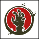 Zombie Hand Logo Template