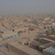 City view in Niger, Africa