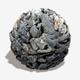 Slate Rocks Seamless Texture