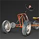 Pedal Go-Kart