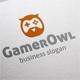 Gamer Owl Logo