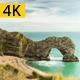 English Beach - Durdle Door - Dorset UK