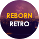 Reborn Retro - One Page WordPress Theme