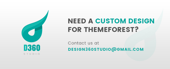 ThemeBox – A PSD Template for Envato Authors